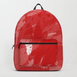 RED HOT CHILI PRINT Backpack