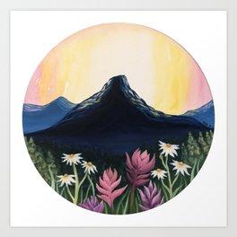 Summer's Dream Art Print