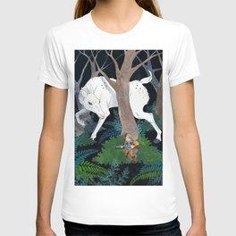Daniel Boone's Deer T-shirt