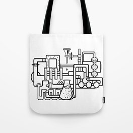 lab Tote Bag