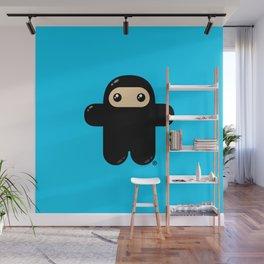 Wee Ninja Wall Mural