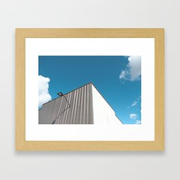 In Geneal Framed Art Print