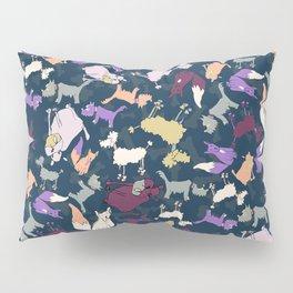 Wonky dogs Pillow Sham