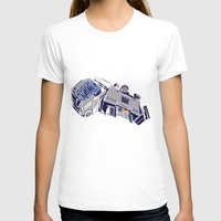 transformers T-shirts featuring Transformers - Megatron by Evan DeCiren