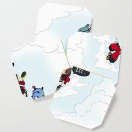 Kingdom Hearts - Dream Drop Distance Coaster