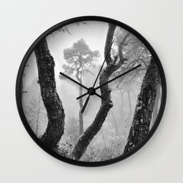 """""""Looking for the sky..."""" Follow your dreams Wall Clock"""