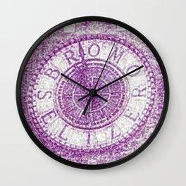 Emerson Bromo-Seltzer Tower Clock Wall Clock