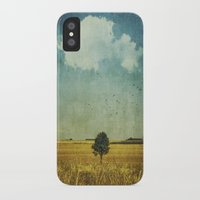 alone iPhone & iPod Cases featuring aLone by Dirk Wuestenhagen Imagery