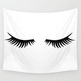 Lashes Wall Tapestry