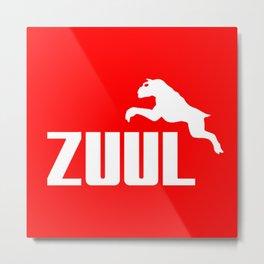 Zuul athletic Metal Print