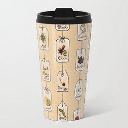 Tea Tag Time Travel Mug