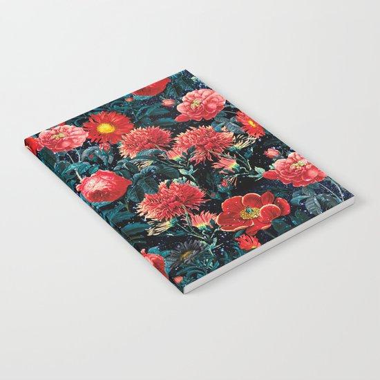 NIGHT FOREST XIX Notebook