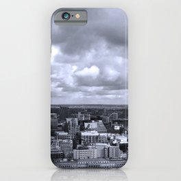 London Cityscape Skyline England UK iPhone Case