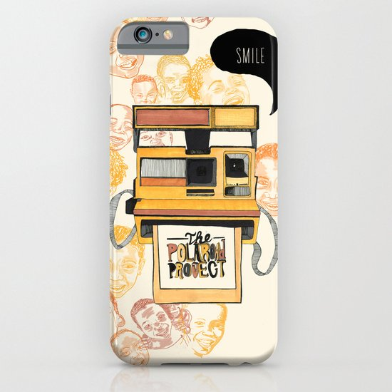 The Polaroad Project iPhone & iPod Case