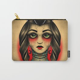 Lady Bee Carry-All Pouch