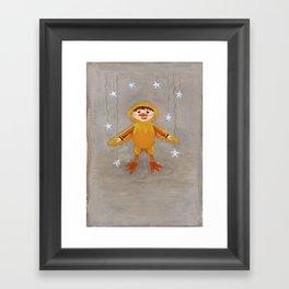 I'm A Duck Quack Quack Framed Art Print