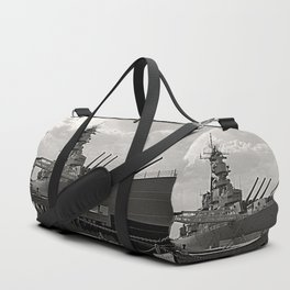 USS Wisconsin (BB-64) Duffle Bag