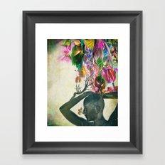 Vessel Framed Art Print