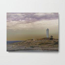 Vivonne Bay Lighthouse Metal Print