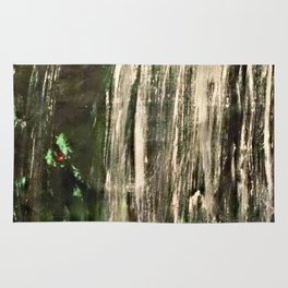 Jamaican Waterfall Rug