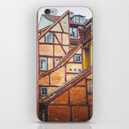Scandinavian Architecture. iPhone Skin