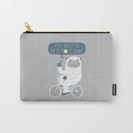 The Best is Yeti to Come Carry-All Pouch