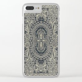 Seventy-two Clear iPhone Case