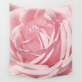 Landscape Summer Rose Wall Tapestry