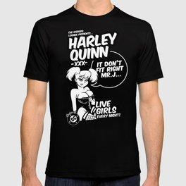 Ladies of DC - Harley Quinn T-shirt
