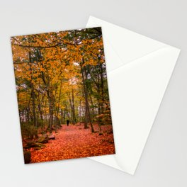 October Forest Stationery Cards