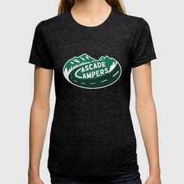 Cascade Campers Logo T-shirt