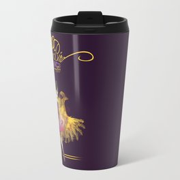 Dance as if you were flying little bird Travel Mug