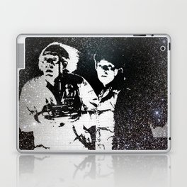 Roads? Where we're going, we don't need roads Laptop & iPad Skin