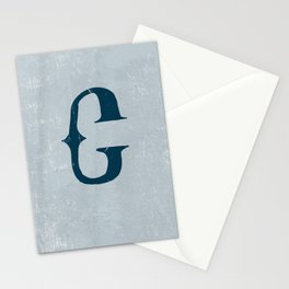 Letter C - Letter A Day Project Stationery Cards
