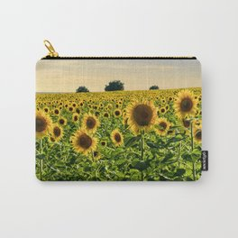 Sunflowers in Portugal Carry-All Pouch