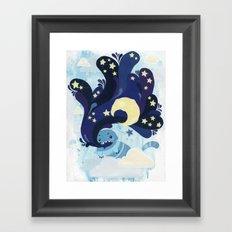 Nightmaker Framed Art Print