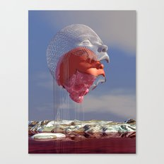 Disconjunction Canvas Print