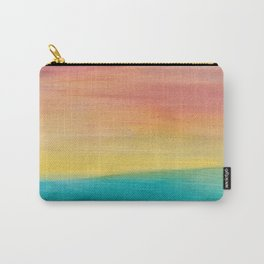 Ocean Sunset Series, 3 Carry-All Pouch
