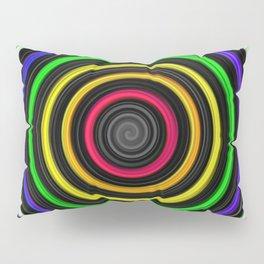 Sacred-Symmetry: Tunnel Of Love  Pillow Sham