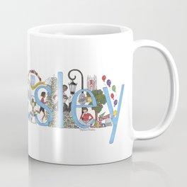 Wellesley College by Stephanie Hessler '84 Coffee Mug
