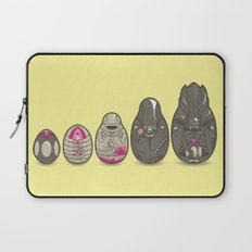 Xenomatryoshka Laptop Sleeve