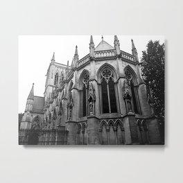 Olde Church Metal Print