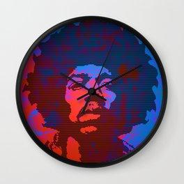 JIMI0301 Wall Clock