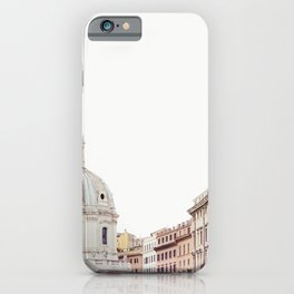 Simply Rome - Italy Travel Photography iPhone Case