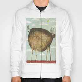 Piggy On The Move Hoody