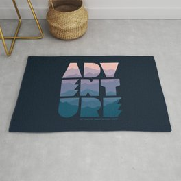 Adventure (Isn't really my thing...) Rug