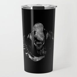 Aliens Here Travel Mug