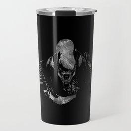 Aliens Here Travel Mug
