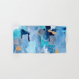 Summer Sky Abstract Hand & Bath Towel