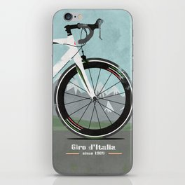 Giro d'Italia Bike iPhone Skin